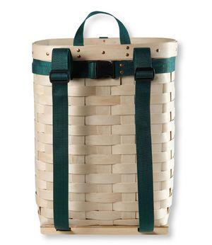 Handmade Pro Maine Brand Pack Baskets NSPBasket